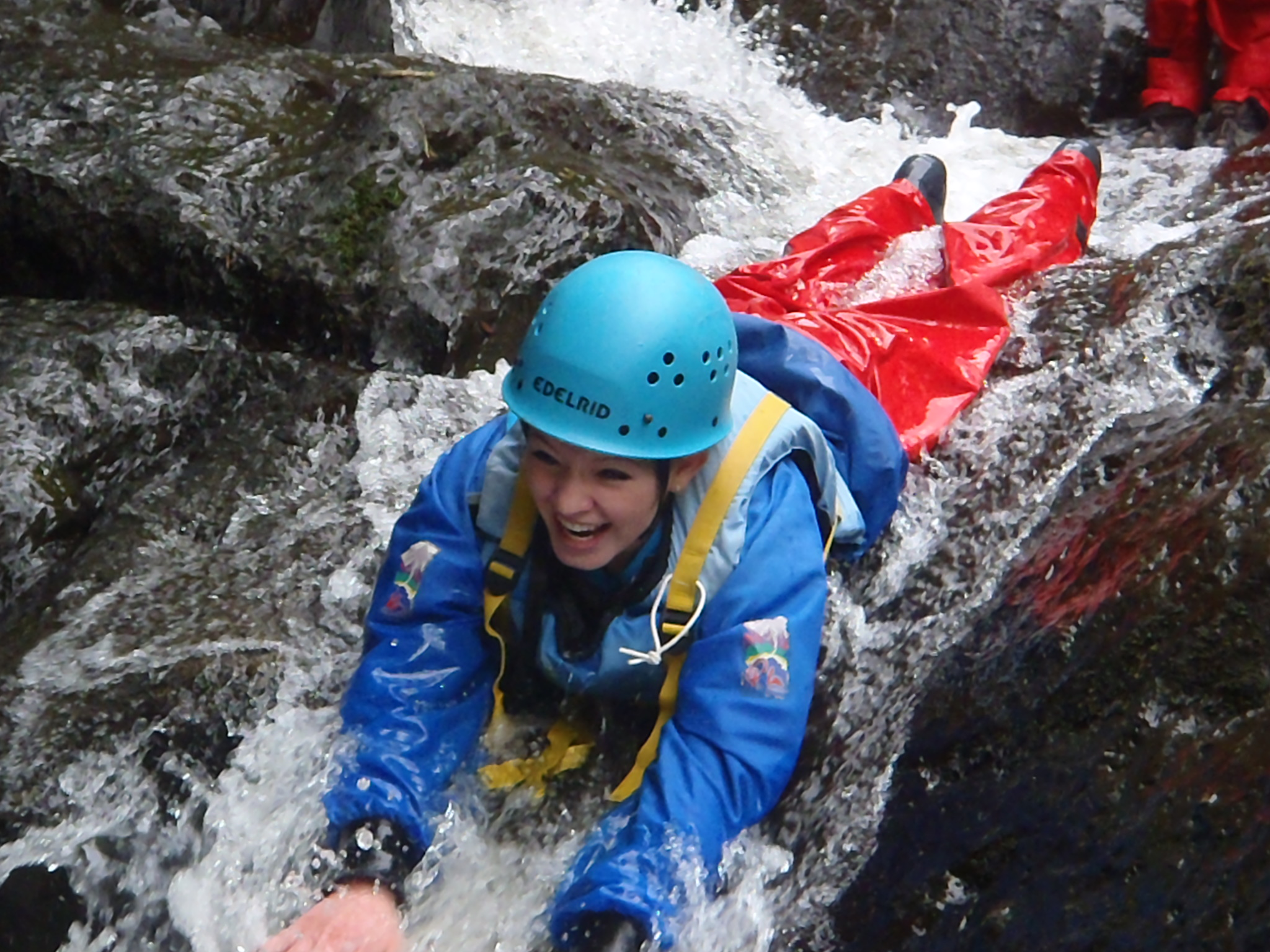 Gorge Scrambling with Bach Ventures