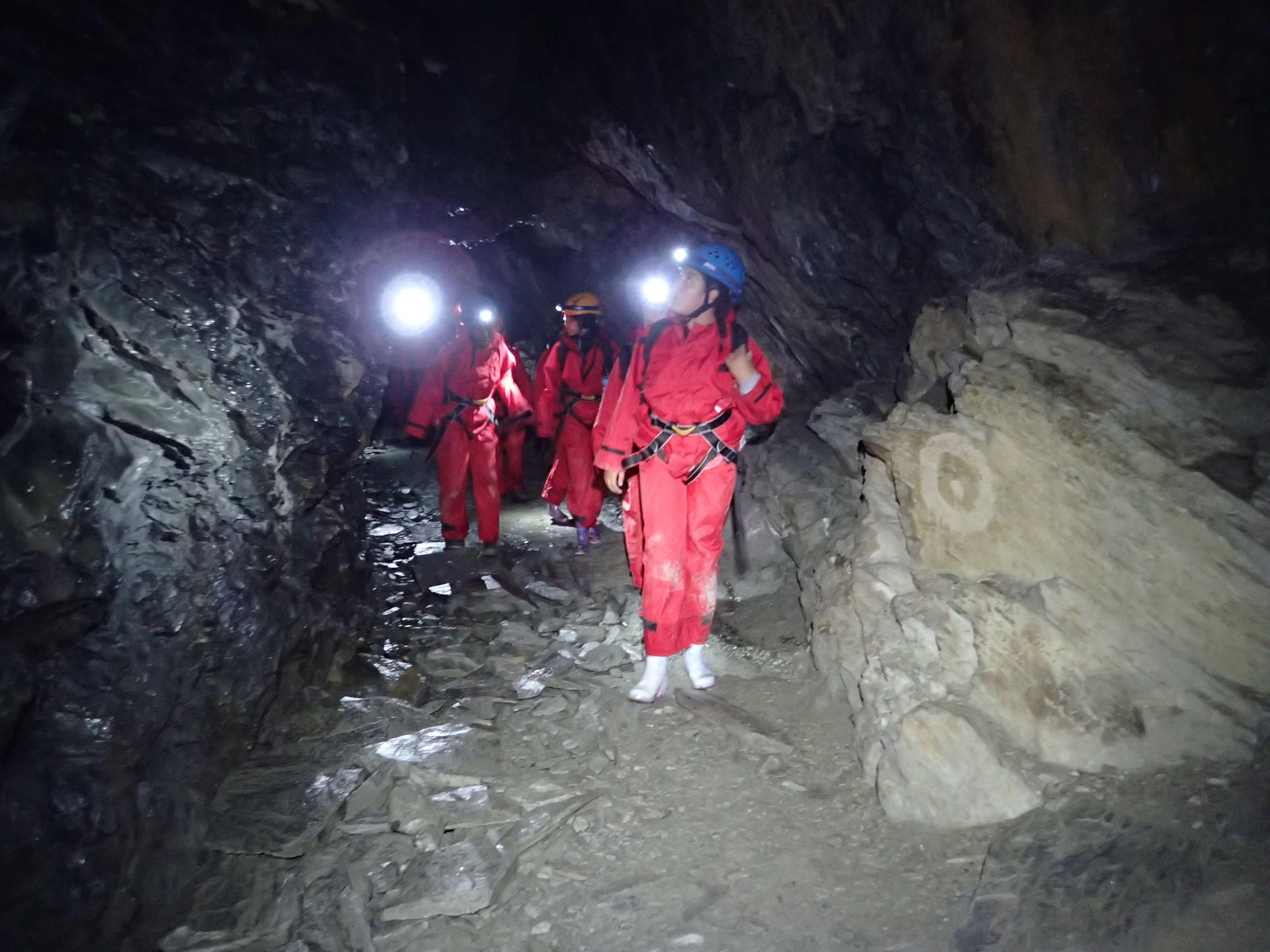 Bach Ventures Mine Exploration
